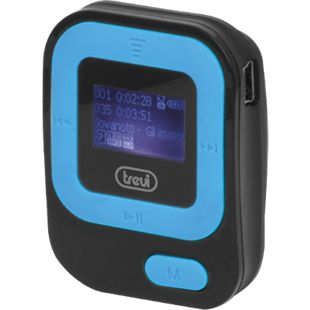 Trevi MPV 1705 SR Sport MP3-Player - blau - Bild 1