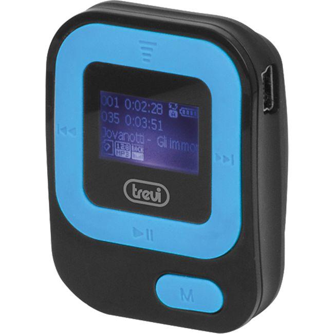 Trevi MPV 1705 SR Sport MP3-Player - blau - Bild 1