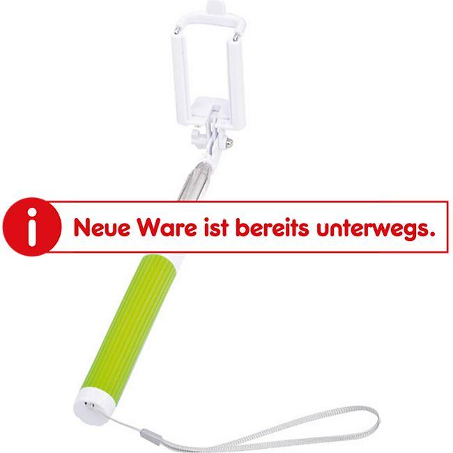 Trevi ST 83 BT universeller Selfie-Stick für Smartphones - grün - Bild 1