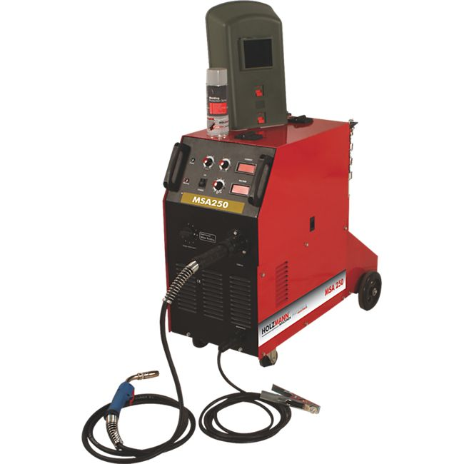 Holzmann MSA250 MIG/MAG Schweißanlage - Bild 1