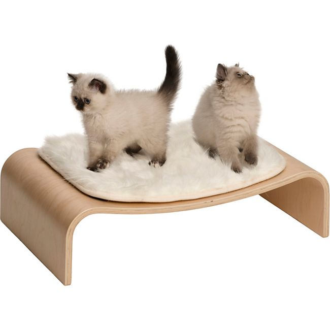 Vesper Katzenmöbel V-Lounge pappel - Bild 1