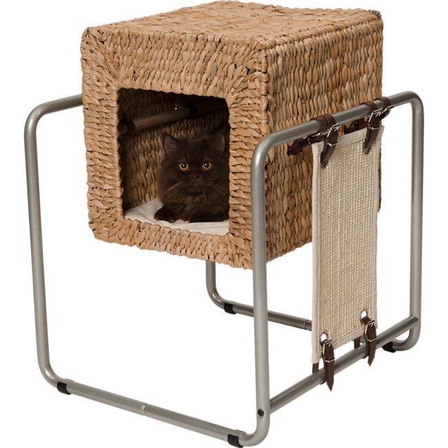 Vesper Katzenmöbel V-Cube banana - Bild 1
