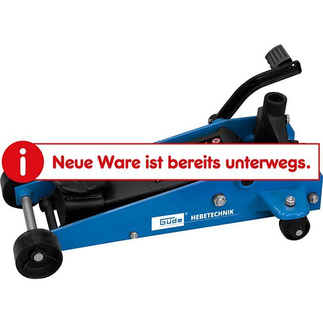 Güde GRH 3/500 Q Rangierwagenheber - Bild 1