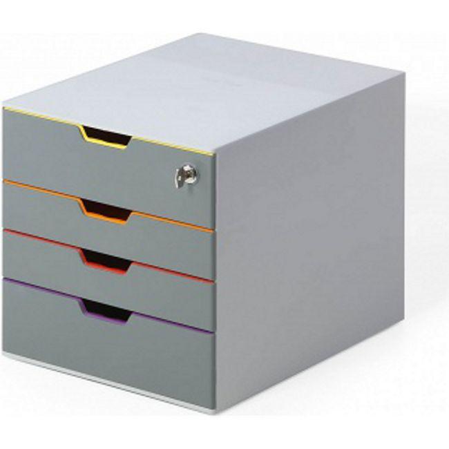Durable Schubladenbox VARICOLOR Safe - Bild 1