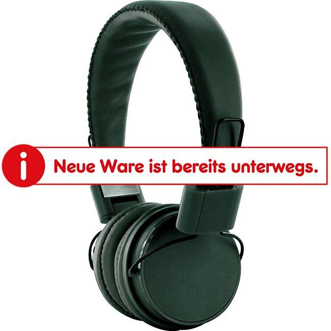 Schwaiger KH510S 513 Bügelkopfhörer - schwarz - Bild 1