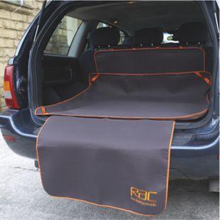 Heim RAC Kofferraummatte mit Stoßstangenschutz - Bild 1