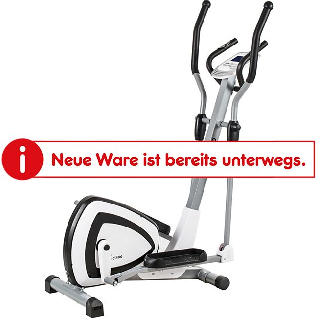 Motive Fitness by U.N.O. Crosstrainer CT 1000 weiß/schwarz - Bild 1