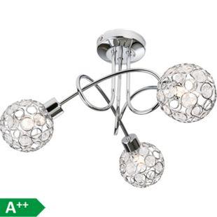 Nino Leuchten LED-Deckenleuchte Largo 3-flammig - Bild 1
