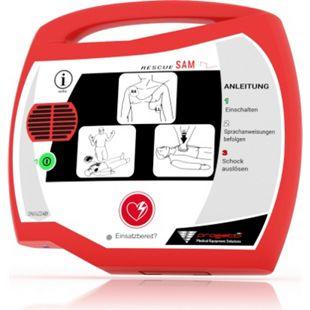 Progetti Rescue SAM AED Halbautomat mit Funktionstasche, 5 Jahre Hersteller-Garantie - Bild 1