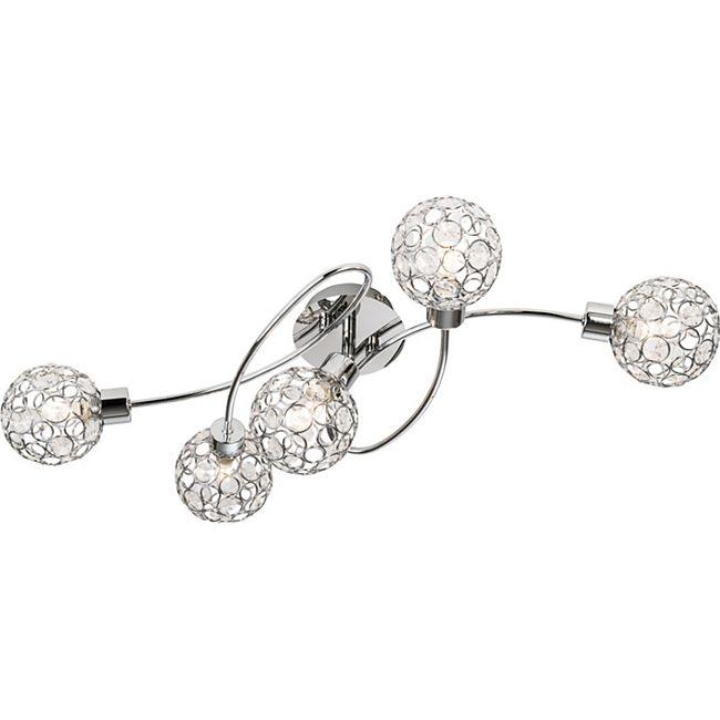 Nino Leuchten LED-Deckenleuchte Largo 5-flammig - Bild 1