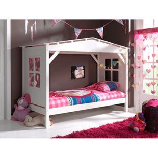 Vipack Furniture Spielbett Pino Haus, weiß - Bild 1
