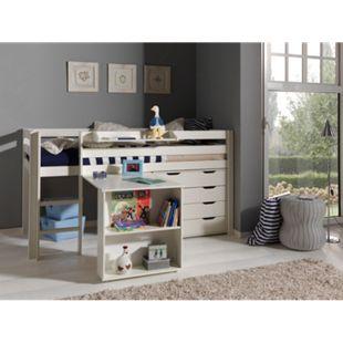 Vipack Furniture Spielbett Pino 2, weiß - Bild 1