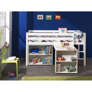 Vipack Furniture Spielbett 5 Pino, weiß - Bild 1