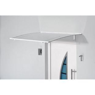Gutta Basic Pultvordach, weiß, 140 x 90 cm - Bild 1