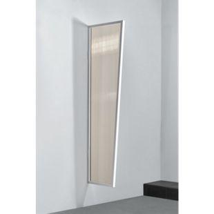Gutta Typ B1/PC Vordach-Seitenteil bronce, 200 x 60 cm, weiß - Bild 1