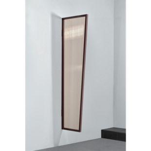 Gutta Typ B1/PC Vordach-Seitenteil bronce, 200 x 60 cm, braun - Bild 1