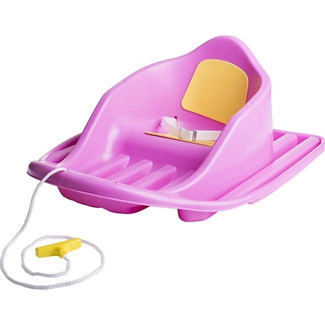 STIGA Babyschlitten Cruiser/Froggy pink - Bild 1