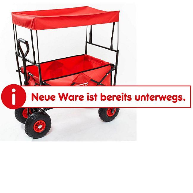 Izzy Bollerwagen mit Offroad-Reifen - Bild 1
