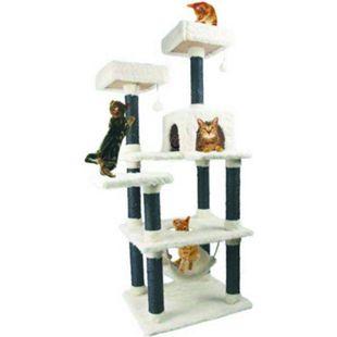 Heim Kratzbaum White Cat 4 - Bild 1