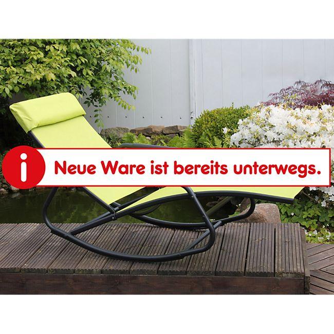 LECO Schaukelsessel Grün - Bild 1