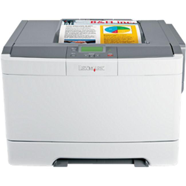 Lexmark C540n Farblaserdrucker - Bild 1