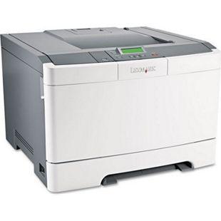 Lexmark C544n Farblaserdrucker - Bild 1