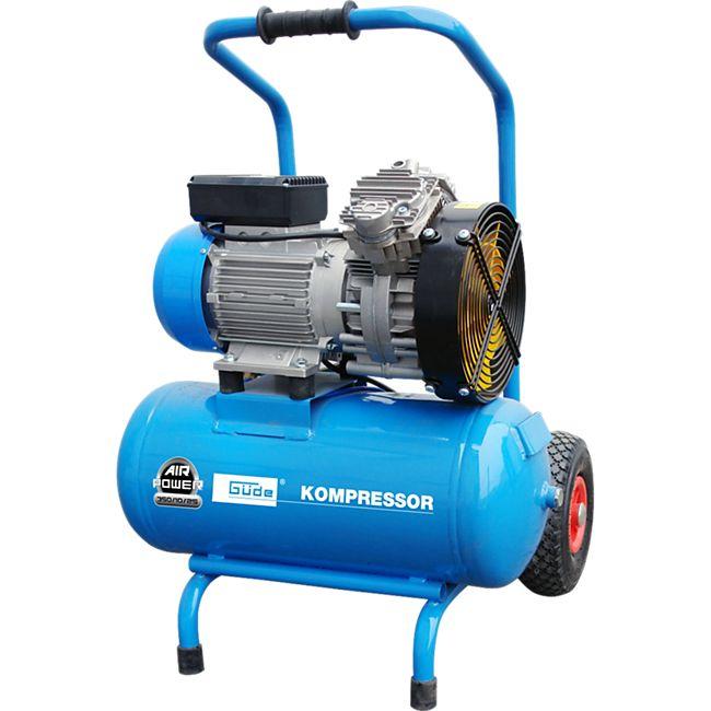 Güde Airpower 350/10/25 Kompressor - Bild 1