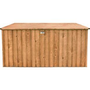 Tepro Metall-Gerätebox 190x90, Holz-Dekor, eiche - Bild 1