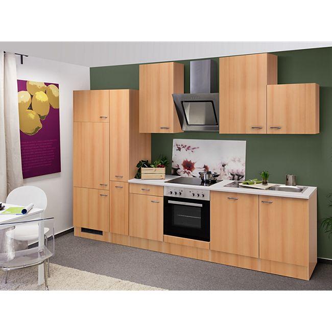 Flex-Well Küchenzeile 310 cm G-310-2601-015 Nano - Bild 1