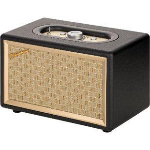 Roadstar Retro Radio mit Bluetooth und AUX-In - schwarz - Bild 1