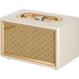 Roadstar Retro Radio mit Bluetooth und AUX-In - creme - Bild 1