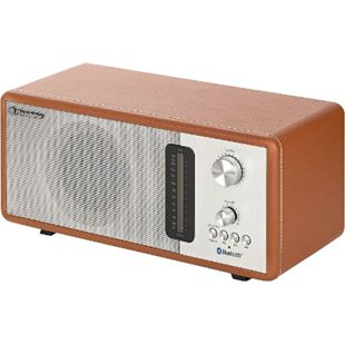 Roadstar Retro Design Radio - Bild 1