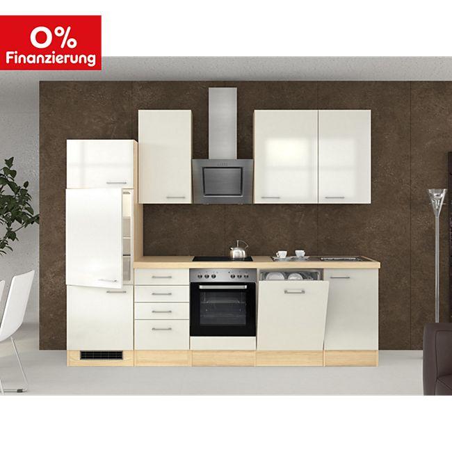 Flex-Well Küchenzeile 280 cm G-280-2301-026 Abaco online kaufen | Netto