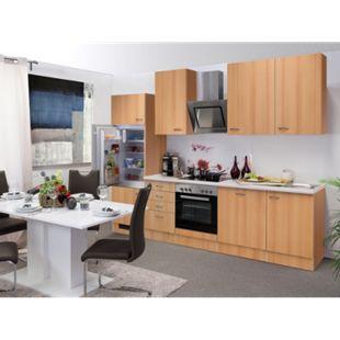 Flex-Well Küchenzeile 280 cm G-280-2301-026 Nano - Bild 1
