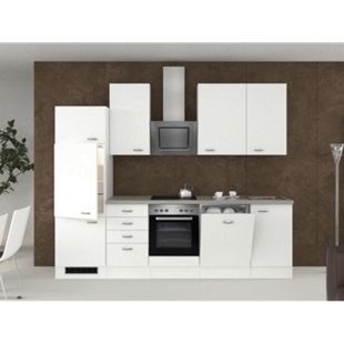 Flex-Well Küchenzeile 280 cm G-280-2301-026 Wito - Bild 1