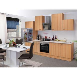Flex-Well Küchenzeile 280 cm G-280-2301-015 Nano - Bild 1