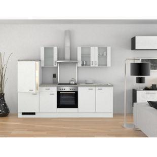 Flex-Well Küchenzeile 270 cm G-270-2212-030 WIto - Bild 1