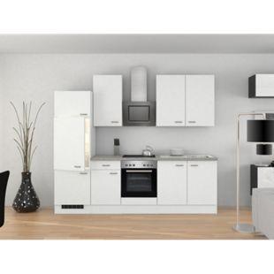 Flex-Well Küchenzeile 270 cm G-270-2210-015 Wito - Bild 1