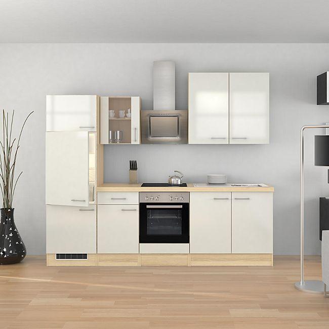 Flex-Well Küchenzeile 270 cm G-270-2209-015 Abaco - Bild 1