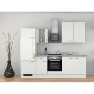 Flex-Well Küchenzeile 270 cm G-270-2209-015 Wito - Bild 1