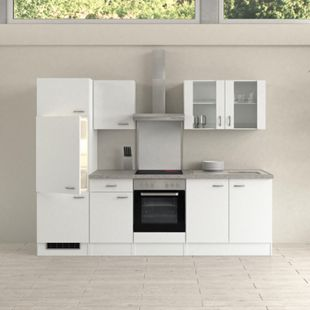 Flex-Well Küchenzeile 270 cm G-270-2207-003 Wito - Bild 1
