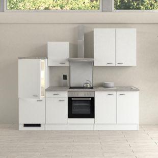 Flex-Well Küchenzeile 270 cm G-270-2205-002 Wito - Bild 1