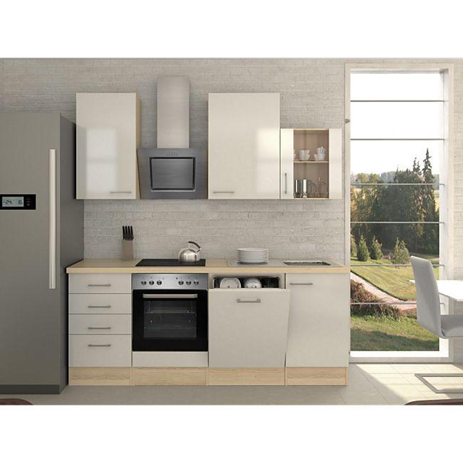Flex-Well Küchenzeile 220 cm G-220-1703-012 Abaco - Bild 1