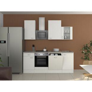 Flex-Well Küchenzeile 220 cm G-220-1701-040 Wito - Bild 1