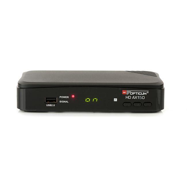 Opticum HD AX 150 DVB-S2 Receiver - ohne PVR - Bild 1