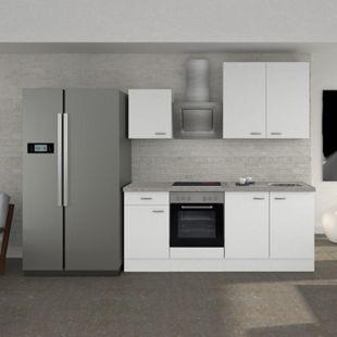 Flex-Well Küchenzeile 210 cm G-210-1601-010 Wito - Bild 1