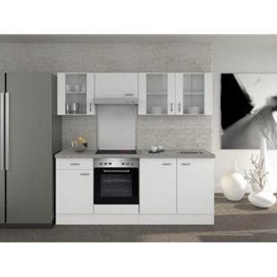 Flex-Well Küchenzeile 210 cm G-210-1601-003 WIto - Bild 1