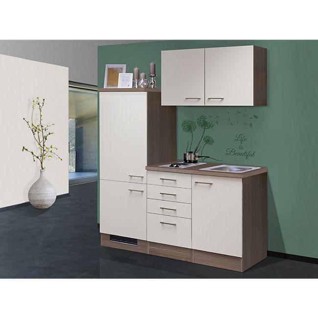 Flex-Well Küchenzeile 160 cm G-160-1101-003 Eico