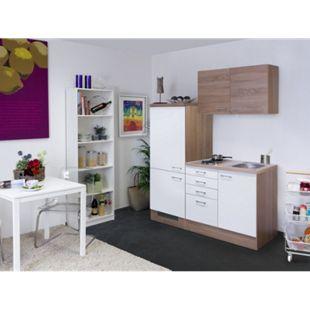 Flex-Well Küchenzeile 160 cm G-160-1101-003 Samoa - Bild 1