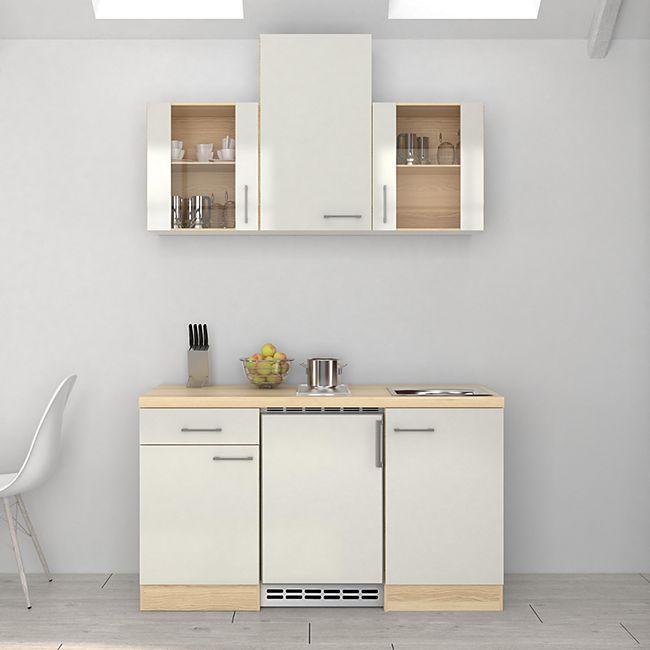 Flex-Well Küchenzeile 150 cm G-150-1002-003 Abaco - Bild 1
